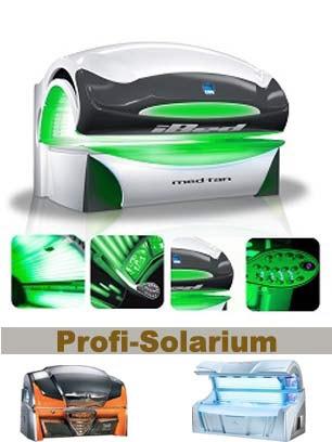 solarium, sonnenbank, Heimsolarien & Solariumröhren für zuhause von ...